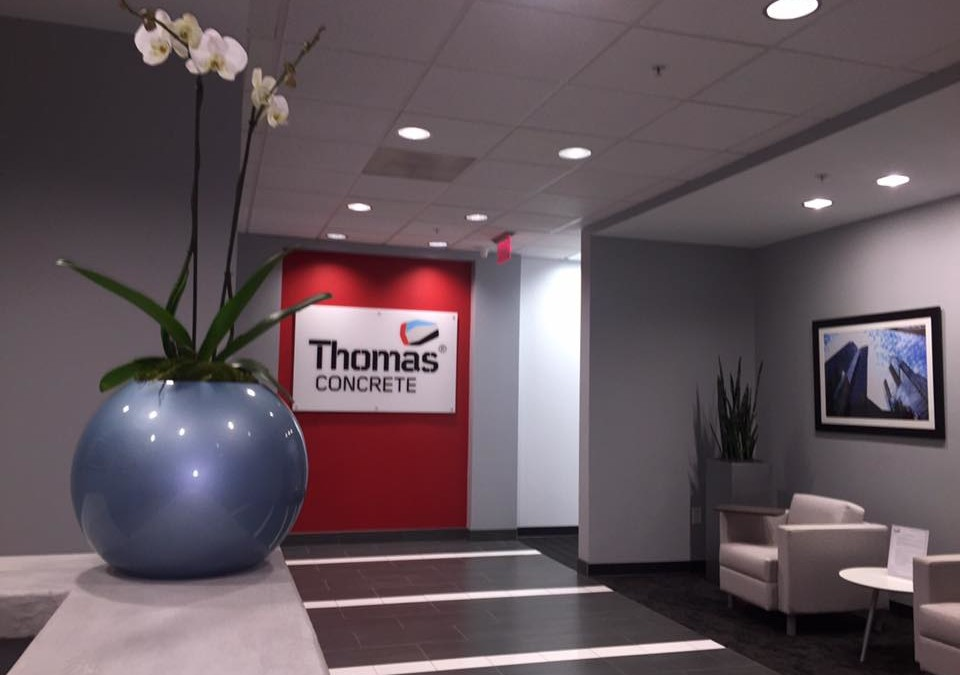 Thomas Concrete